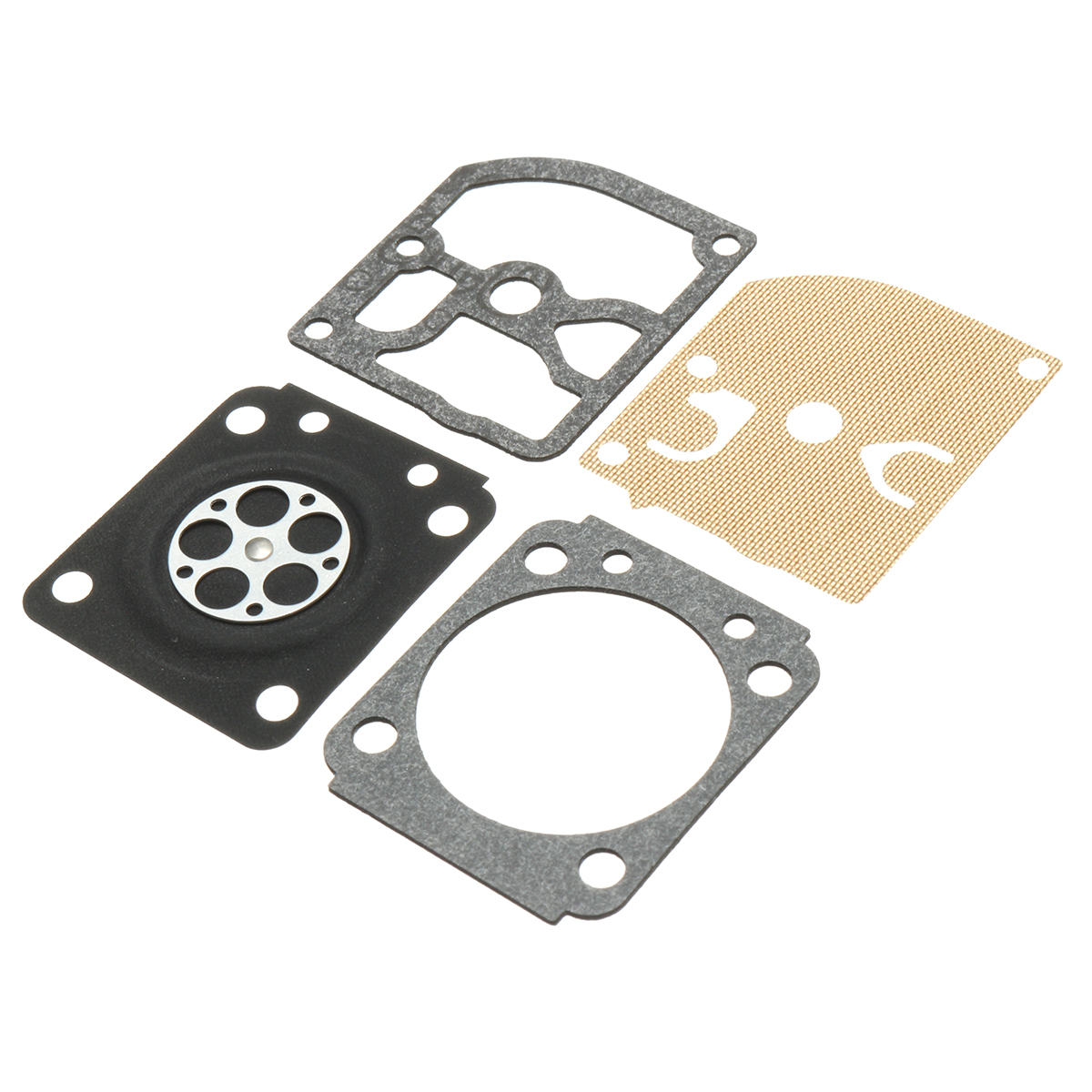 Carburetor Carb Repair Rebuild Kit Gasket For ZAMA RB77 STIHL 018 017 MS180 170