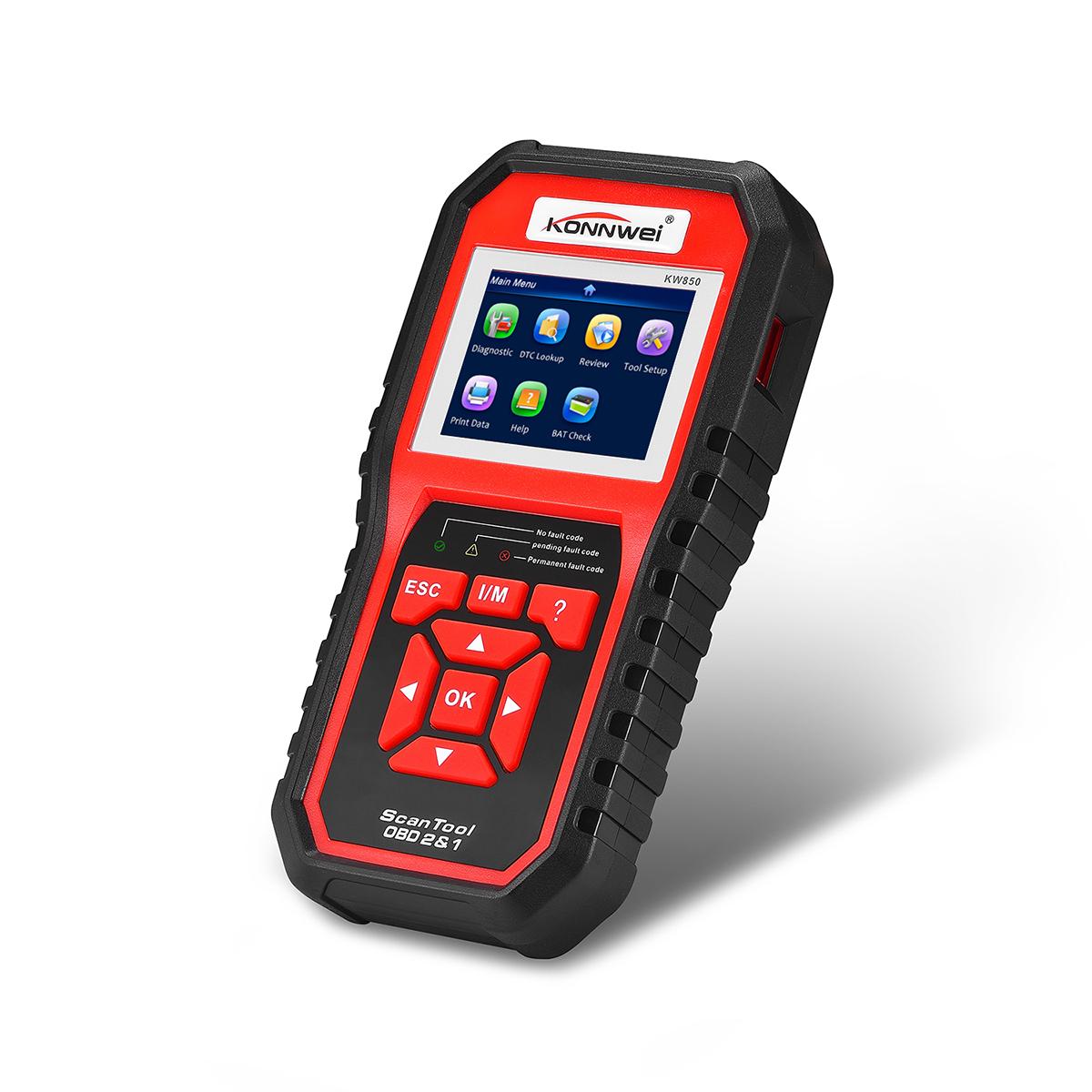 Car Vin Lookup >> KW850 OBD2 Scanner Car Engine Fault Code Reader Automotive Scan Diagnostic Tool | Alexnld.com