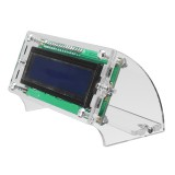 5pcs 2.5 Inches LCD1602 LCD Shell For 1602 Blue/Yellow Backlight LCD Display Module And I2C 1602 Blue/Yellow Green Backlight LCD Display Module