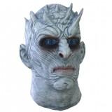 Hunting Men Latex Scary Mask Full Face Cosplay Horror For Halloween Terror