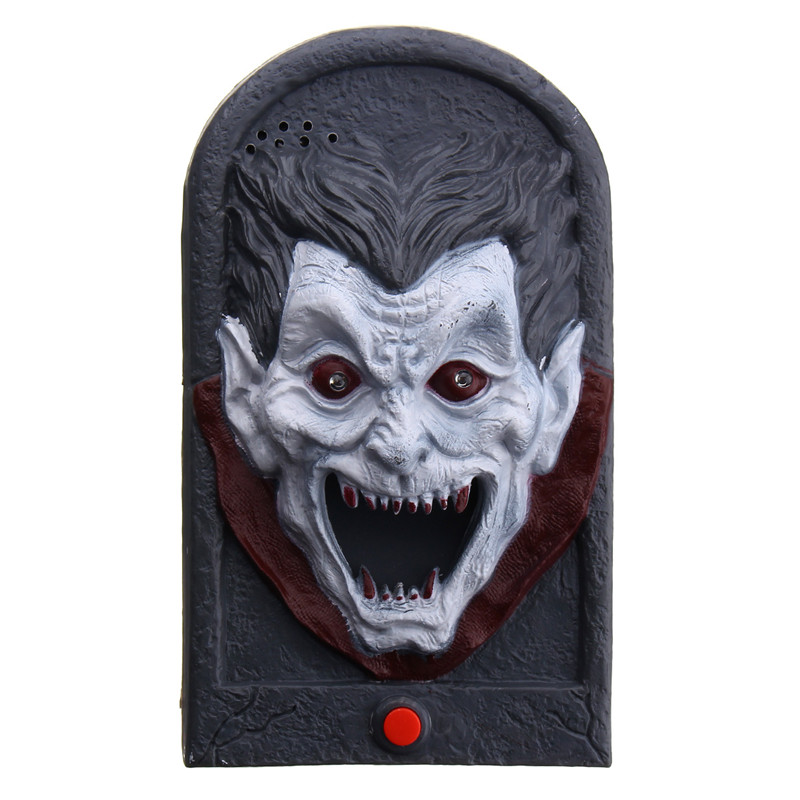 Halloween party home decoration illuminated terror