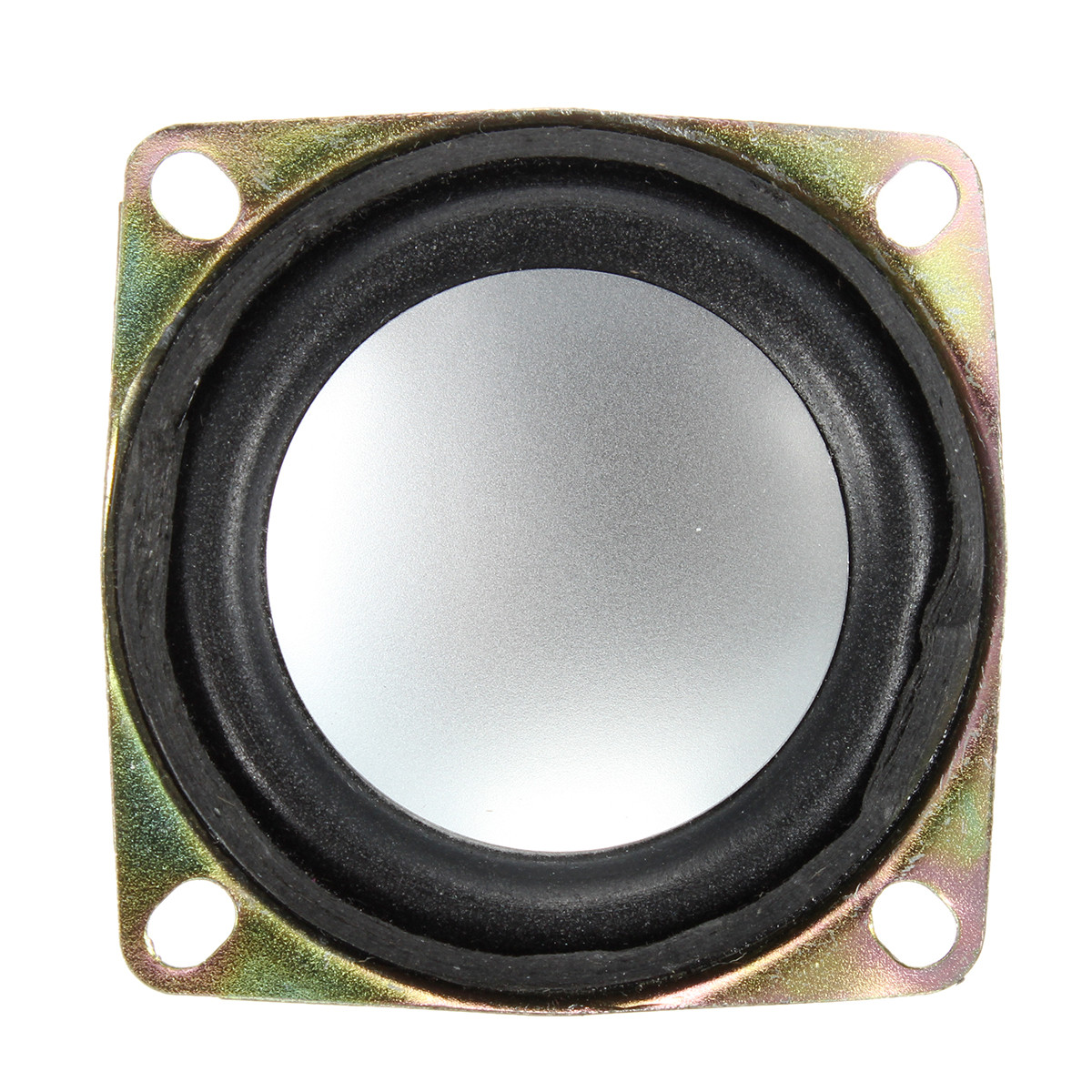 1 x Speaker. More Detailed Photos: 52mm 4 ohm Audio Speaker DIY 2 inch ...