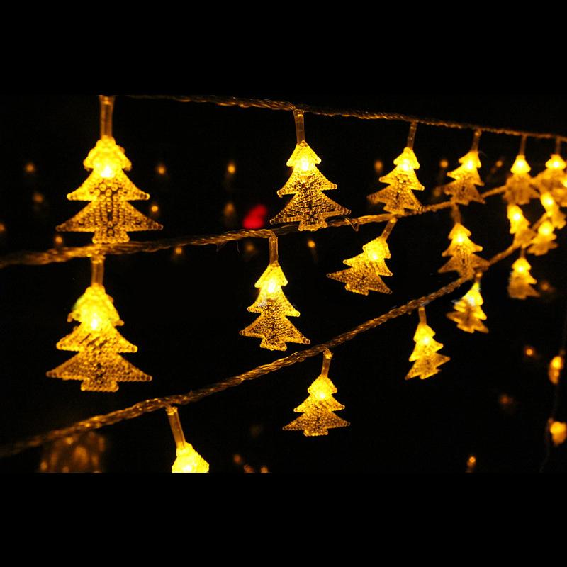 Kcasa m led christmas tree string lights fairy