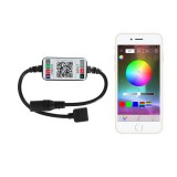 DC5-12V RGB LED Bluetooth APP Controller For 5050 3528 Strip Light