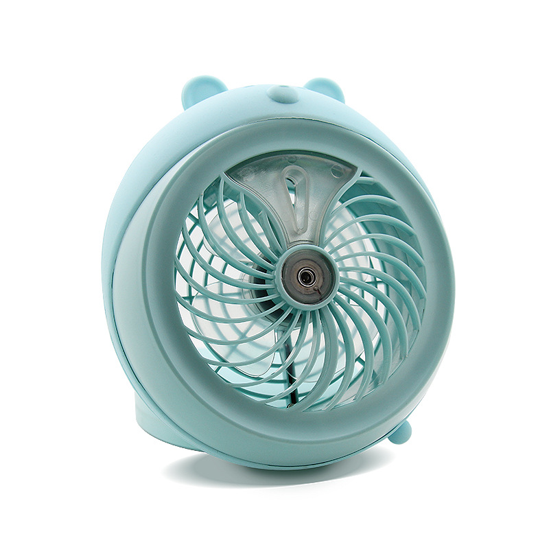Etonnant Honana DX F1 Portable Mini USB Misting Fan Water Spray Fan Rechargeable  Personal Cooling Mist