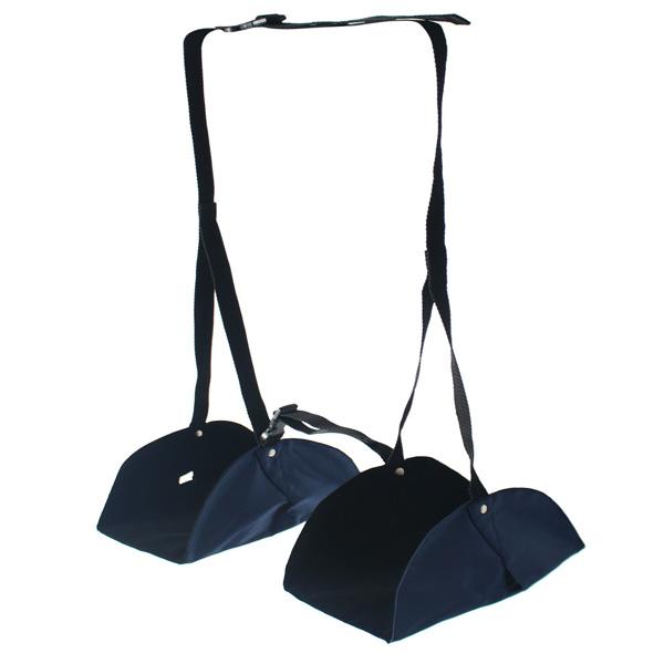 IPRee™ Portable Travel Airplane Foot Pad Adjustable Train Flight Stand Footrest Hammock
