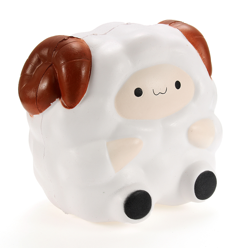 Squishy Jumbo Royal Soft : Squishy Jumbo Sheep 13cm Slow Rising With Packaging Collection Gift Decor Soft Squeeze Toy ...