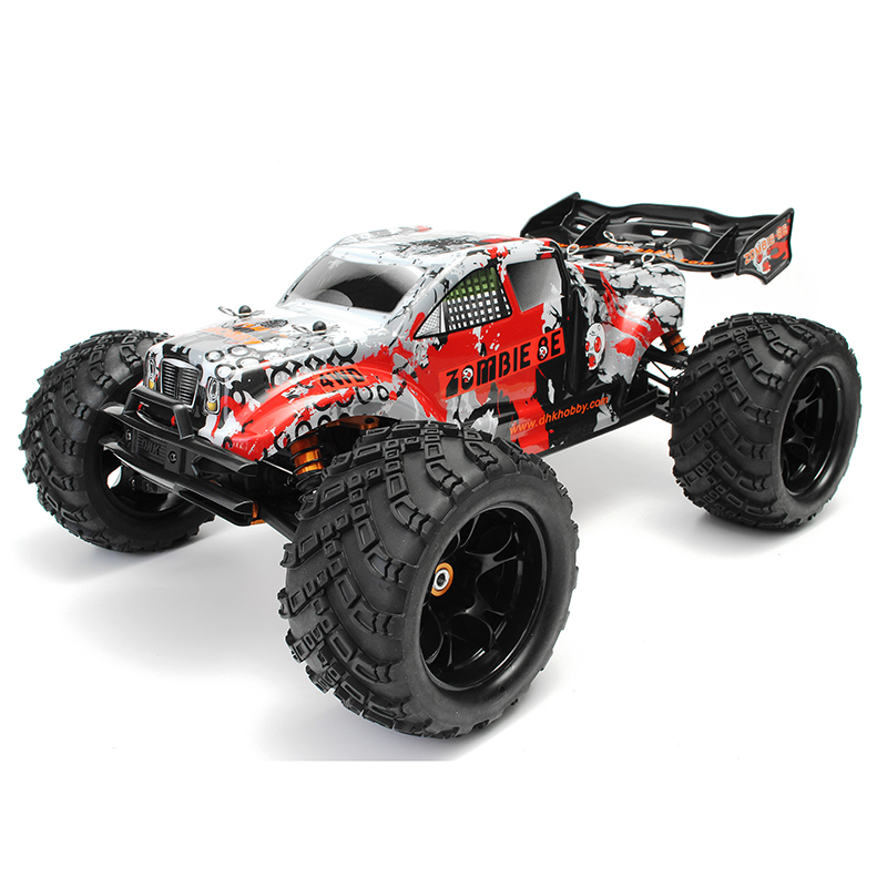 DHK Hobby Zombie 8E 8384 1/8 100A 4WD Brushless Monster ...