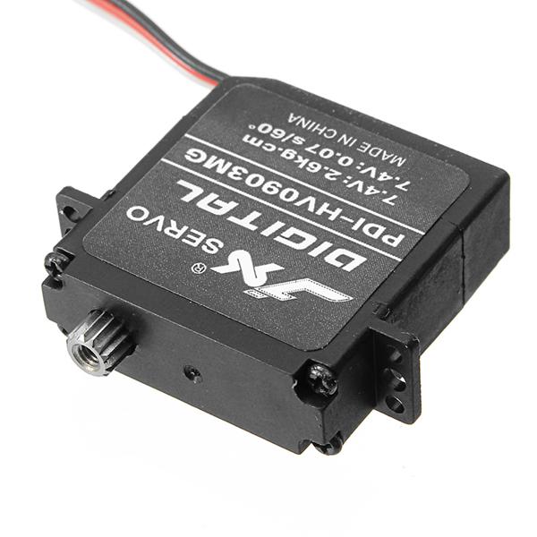 NEW 4X JX Servo PDI-2105MG 21g High Torque Digital Standard Servo For RC Model