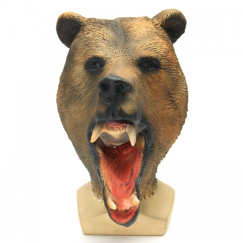 Halloween Masks Black Bear Mask Terror Masquerade Party Mask