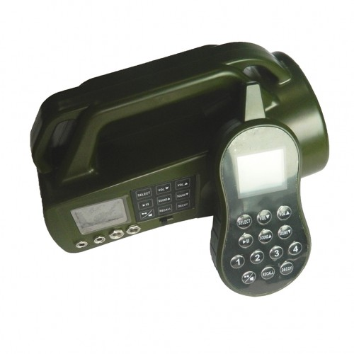 CP-550 Hunting Device Electronic Game Caller With 35W Speaker Fox Pro
