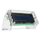 10pcs 2.5 Inches LCD1602 LCD Shell For 1602 Blue/Yellow Backlight LCD Display Module And I2C 1602 Blue/Yellow Green Backlight LCD Display Module