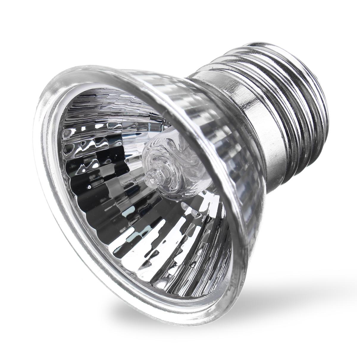 E27 25W 40W 50W 60W 75W UVA+UVB Light Bulb Reptile Pet Terrarium Brooder Heater