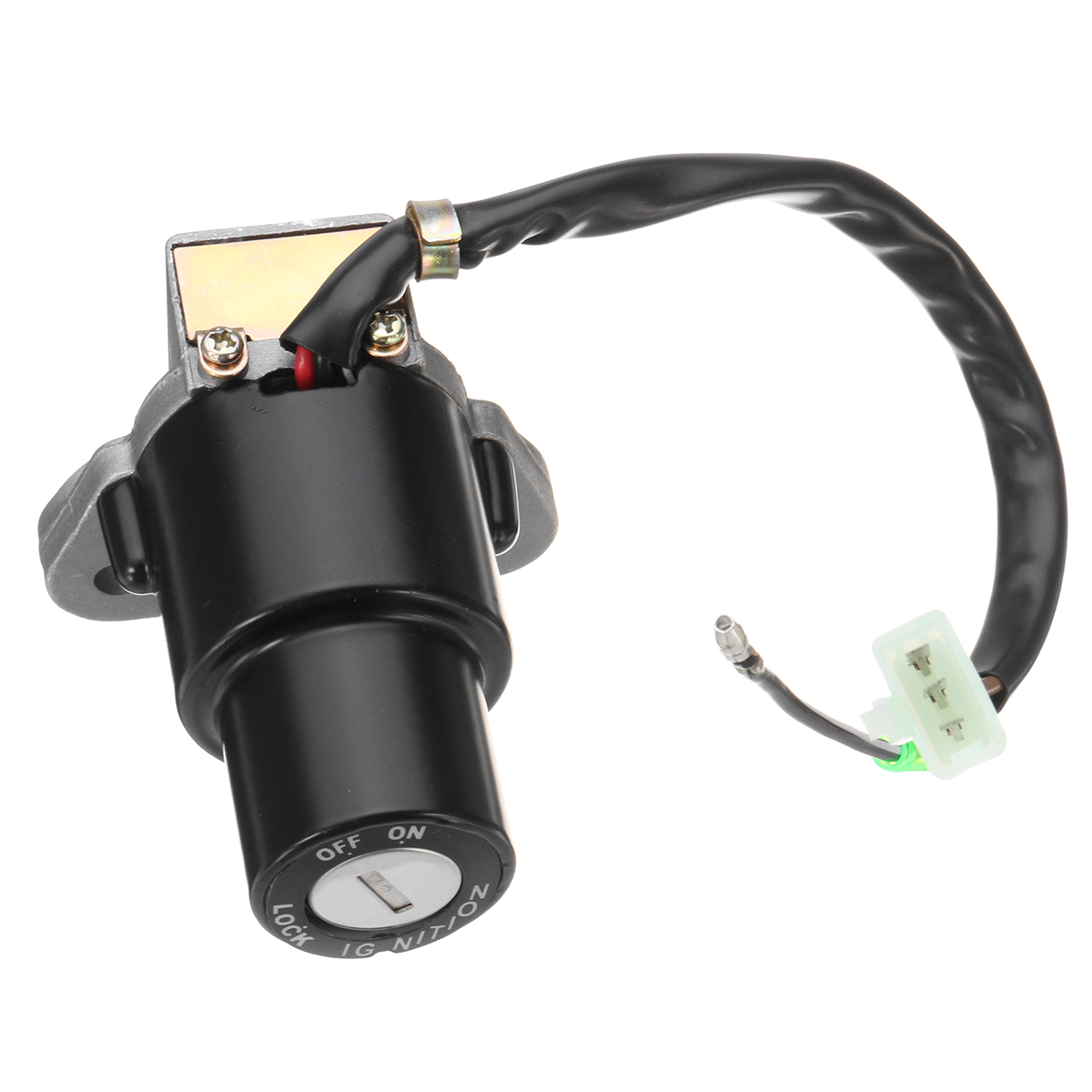 Ignition Switch Lock Assembly For Yamaha Xt250 Xt550 Xt600 1982 1989 Fzr400 Digital Control System 996d5d48 1784 40cf 9e38 8574b8615d0c