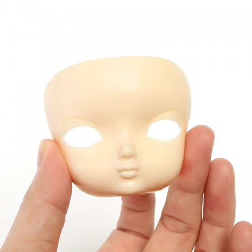 BBGirl BJD Doll Face Without Make Up DIY Doll Accessories