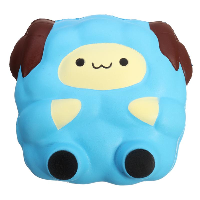 Squishy De Lish Jumbo : Squishy Jumbo Sheep Lamb 12cm Sweet Soft Slow Rising Collection Gift Decor Toy Alex NLD
