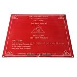 MK2a Heated Bed Prusa Soldered Resistor & LED for Reprap, Mendel