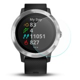 ENKAY Hat-Prince for Garmin vivoactive 3 Smart Watch 0.2mm 9H Surface Hardness 2.15D Explosion-proof Tempered Glass Screen Film