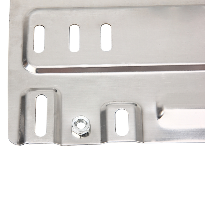 Stainless Steel License Plate Bracket Vehicle License Plate Bracket ...
