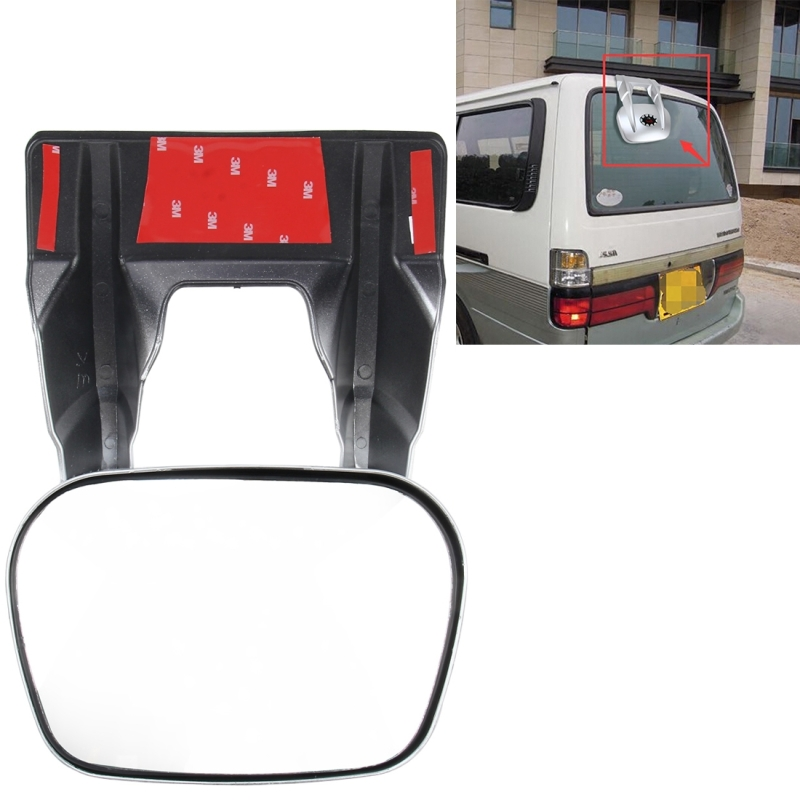 Car Rear Seat Rearview Mirror Back Row Rear View Mirror Children Observed Interior Mirror