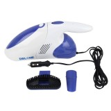 DBL-361 12V Car Vacuum Cleaner Portable Handheld Auto Car Vehicle Vacuum Cleaner with Car Lighter and Brush