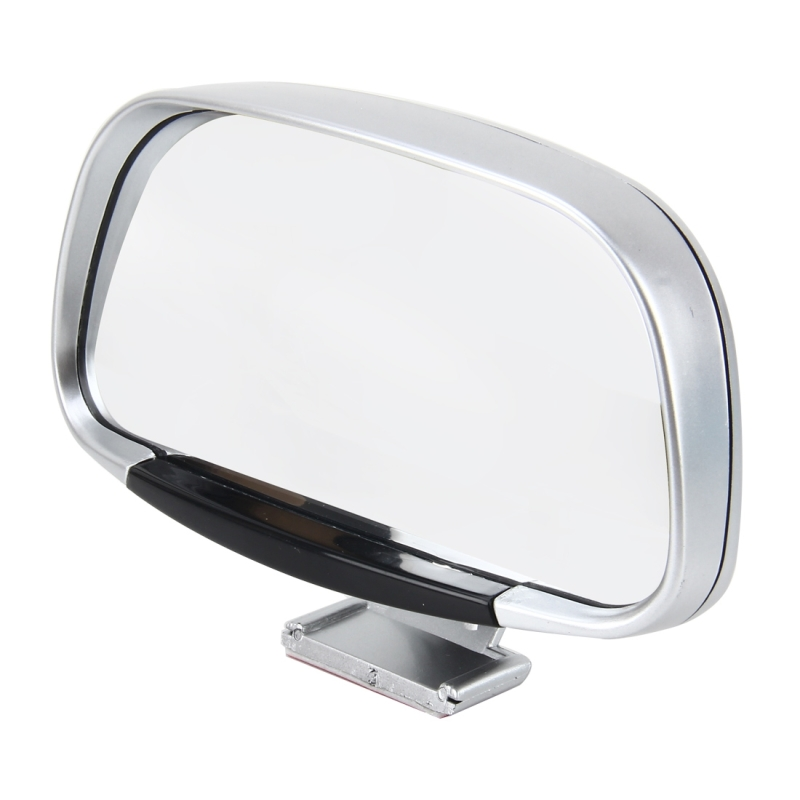 Car Blind Spot Side View Wide Angle Convex Mirror Vision