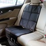 Car Seat Cushion Four Seasons Universal Simple Seat Cover Backrest Free Anti-slip Mat Auto Accessories