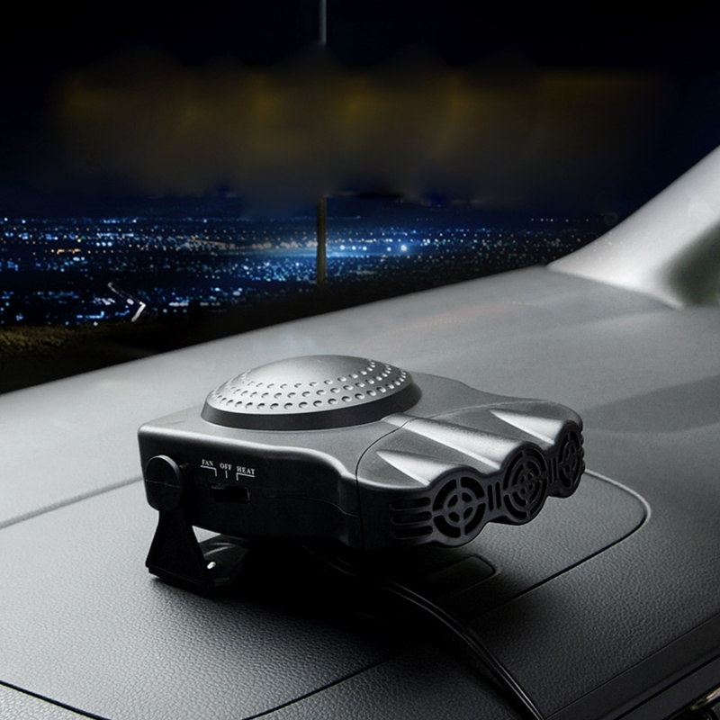 Auto Car Heater Heating Fan 12V 150W Hot Dryer Windshield Demister Defroster