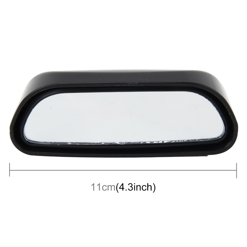 SHUNWEI Auxiliary Rear View Mirror Car Adjustable Blind Spot Mirror Wide Angle Auxiliary Rear View Side Mirror for Car Accessories