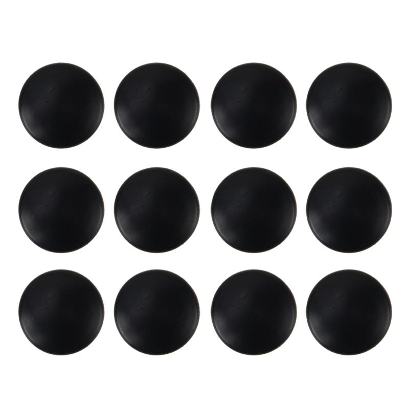 12 pcs plastic flat head screw cap cover screw cover car. Black Bedroom Furniture Sets. Home Design Ideas