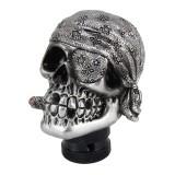 Universal Skull Car Gear Shift Knob Modified Car Gear Shift Knob Auto Transmission Shift Lever Knob Gear Knobs