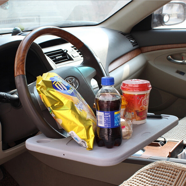 ZQDL Car Multifunctional Main Driver Card Table Steering Wheel Table Desk
