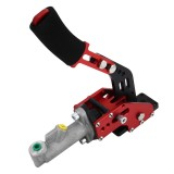 Brake Hydraulic Drift Brake Hand Hydraulic Drift Drive Brake Drift Racing Car Modification (Red)