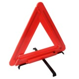 Practical Car Triangle Emergency Warning Sign Foldtable Reflective Safety Roadside Lighting Stop Sign Tripod Warning Tripod