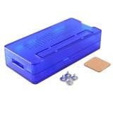 LandaTianrui LDTR-PJ012 ABS Protective Case with Heat Sink for Raspberry Pi Zero W / Zero (Blue)