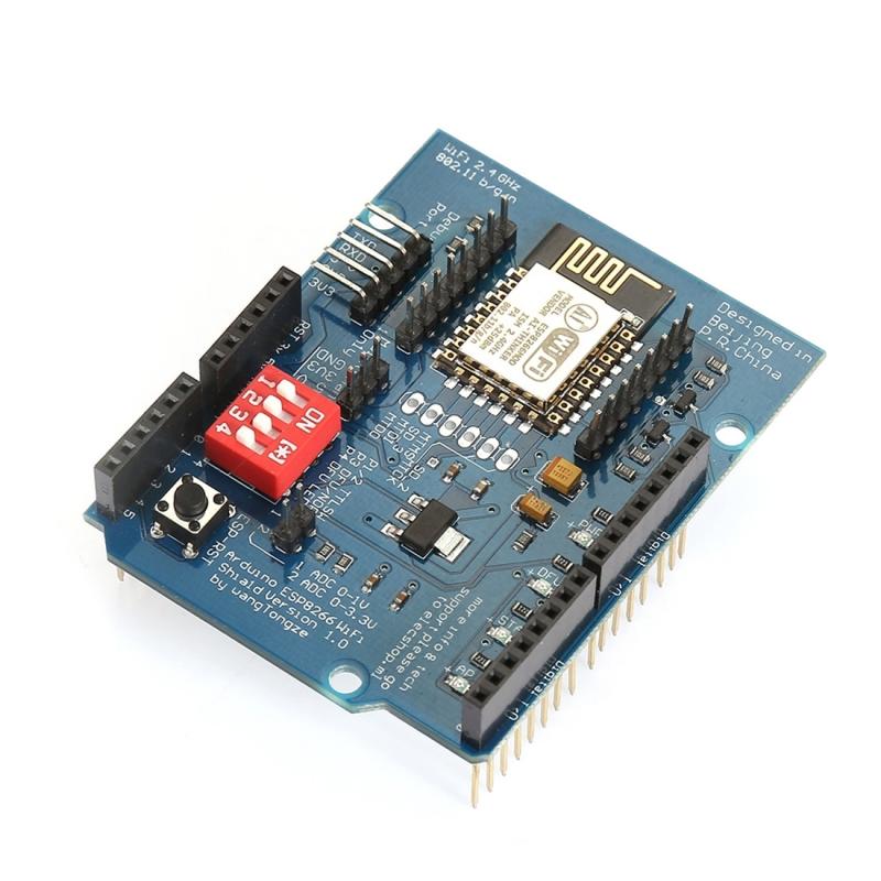 UNO R3 ESP8266 Serial WiFi Shield Extend Board for Arduino