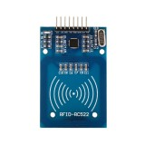 LDTR – WG0015 RFID – RC522 RF IC Card Sensor Module Kit with Key Chain for Arduino DIY Projects – Blue and White