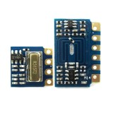 LDTR-GN-0001 RF Transmitter Receiver Module DC 3V 315MHz Wireless Link Kit for Remote Control / Switch / Motorcycles – Blue
