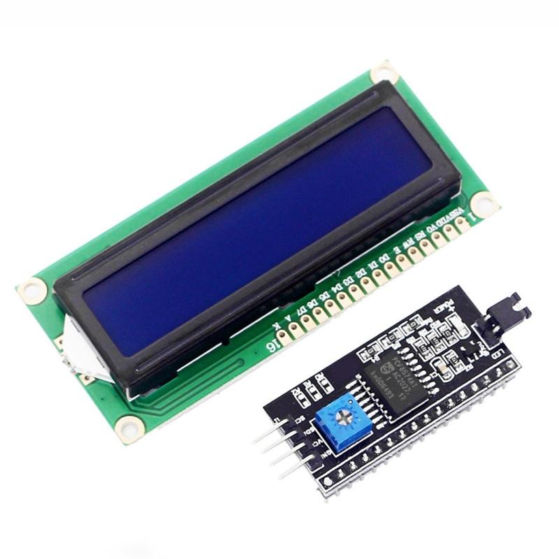 New iic i c with lcd display screen board module