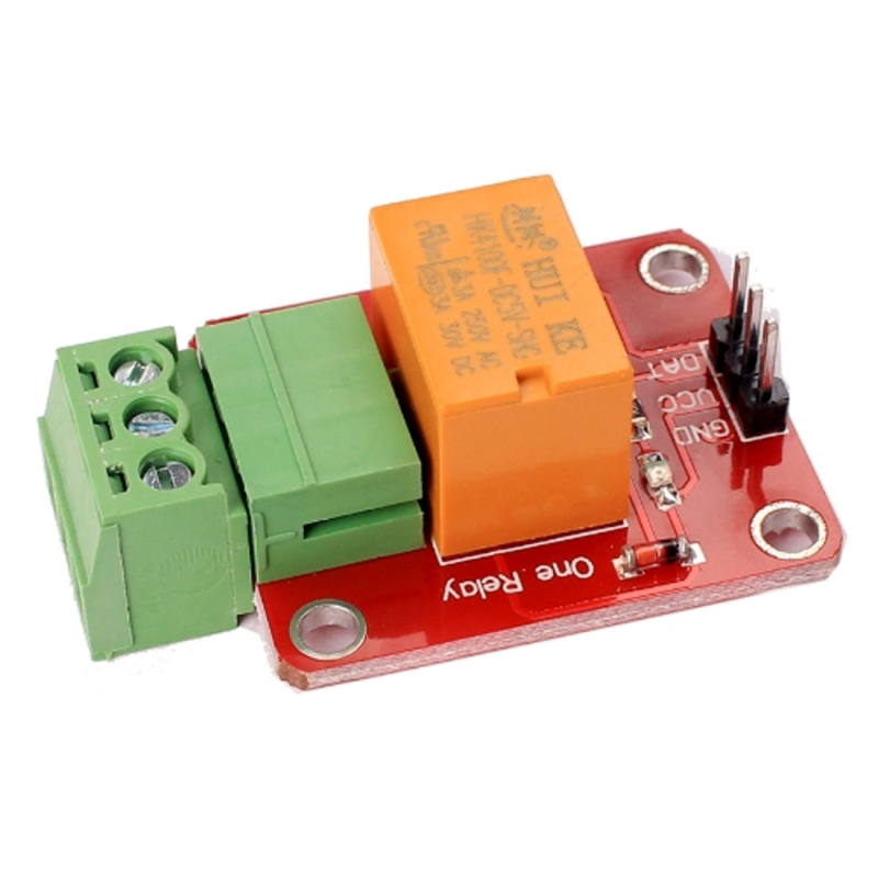 One channel v relay module diy accessories for home