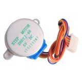 DC 5V Deceleration Stepper Stepping Motor 4-Phase 5-Wire DIY Accessories for Arduino