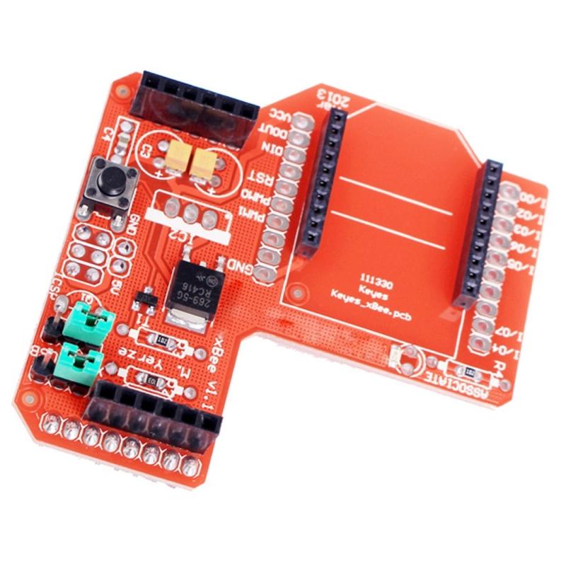 Xbee zigbee wireless module expansion board alexnld