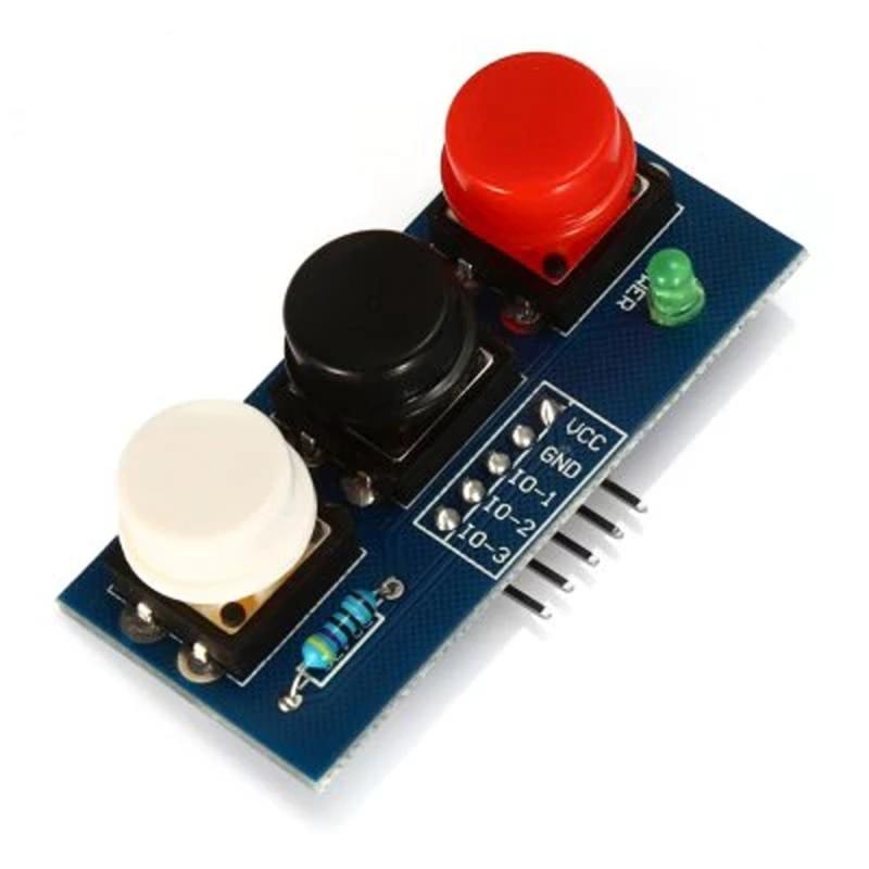 LDTR – Key4 4 Key Touch Button Module 3 – 6V External