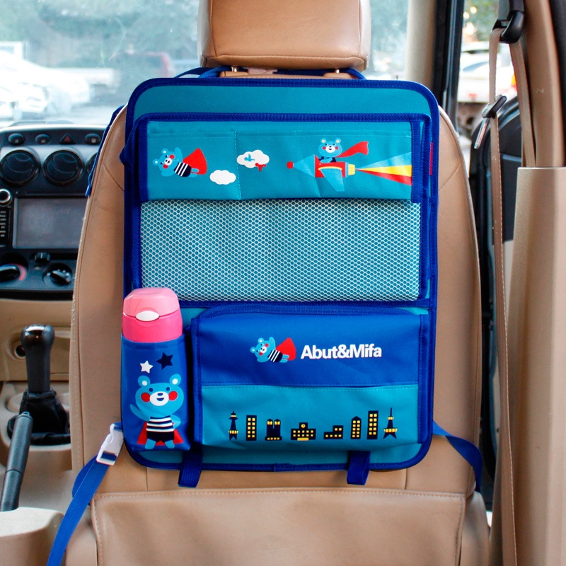 Car Auto Back Seat Folding Table Drink Food Cup Tray Multi Purpose Dining Chair