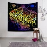 Bohemian Style Printing Home Tapestry Wall Hangings Beach Towel Beach Mat, 150*102cm