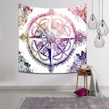 Bohemian Style Printing Home Tapestry Wall Hangings Beach Towel Beach Mat, 200*150cm
