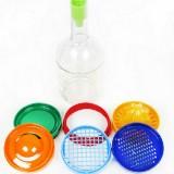 8 in 1 Multifunction Kitchen Tool Set Funnel Juicer Egg White Separator Opener Measuring Cups Vegetable Gadget
