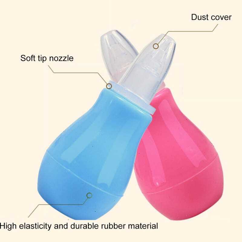 Balcherlam Baby Pump Nasal Suction Devices Baby Nose Cleaner