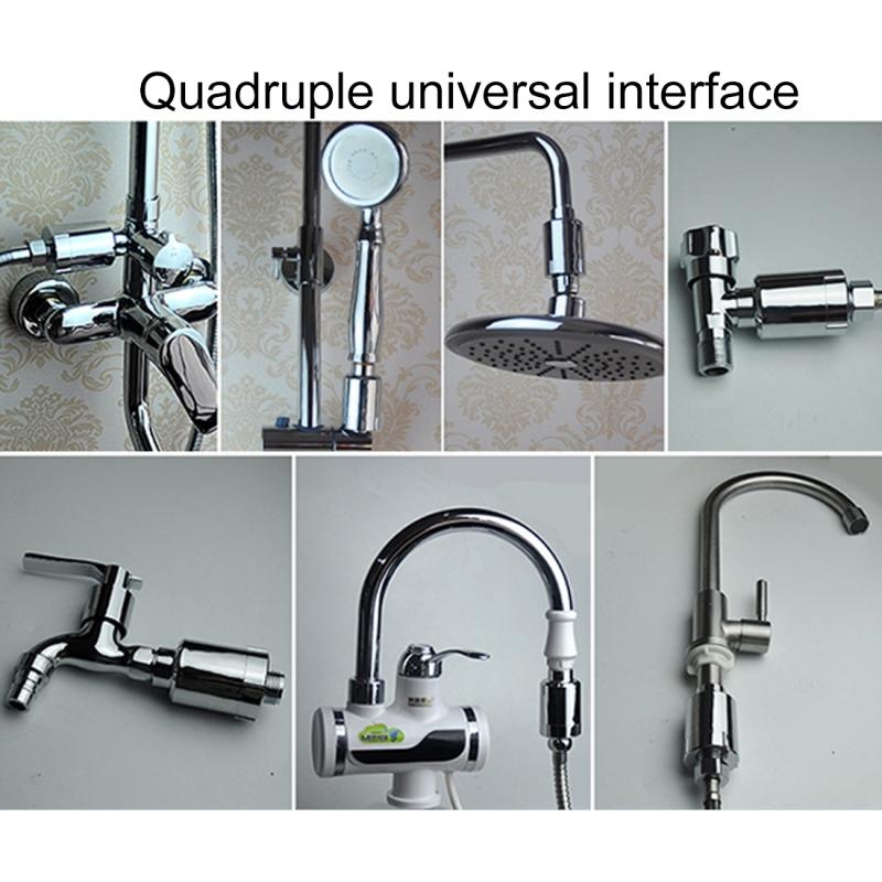 Anion Shower Faucet Chlorine Filter, Interface: 2cm   Alexnld.com