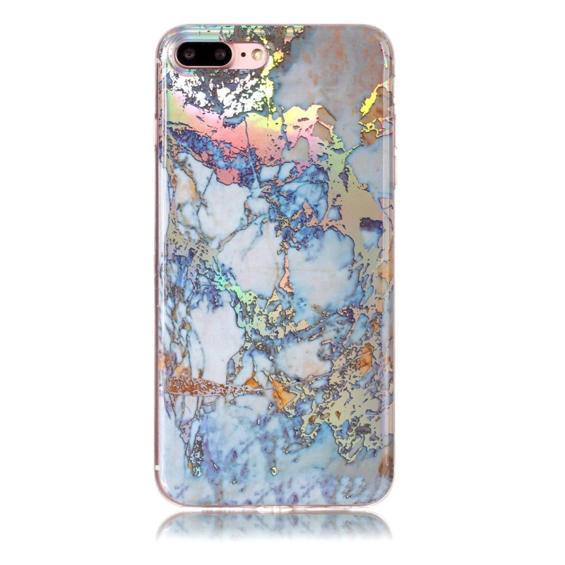 Iphone  Plus Marble Protective Case